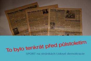 Před půlstoletím fotbalisté rozpracovali úkoly vyplývající pro ně ze závěrů XIV. sjezdu KSČ