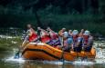 Čeští raftaři uzavřeli letošní závodní sezónu na Trnávce
